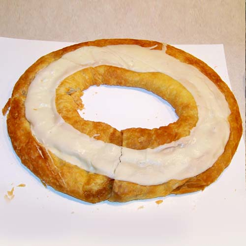 Wisconsin State Pastry Kringle