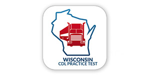 Commercial Driver License (CDL) Practice Knowledge Test Mobile Application